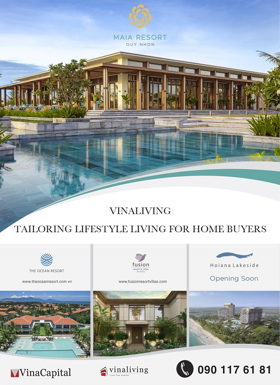 VINALIVING TAILORING LIFESTYLE LIVING FOR HOME BUYERS